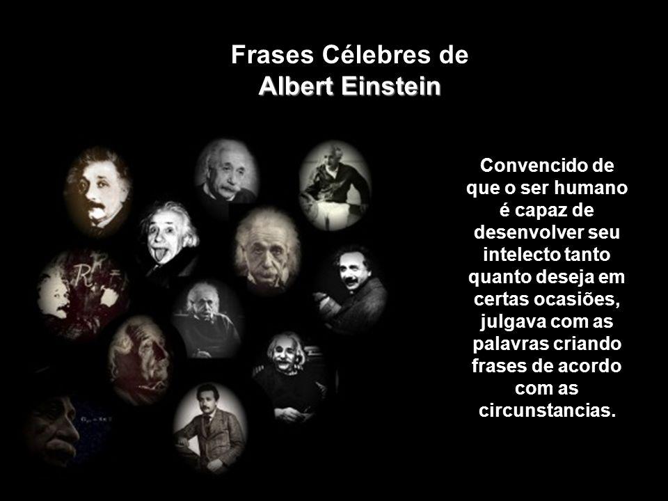 Frases Célebres De Albert Einstein Ppt Carregar