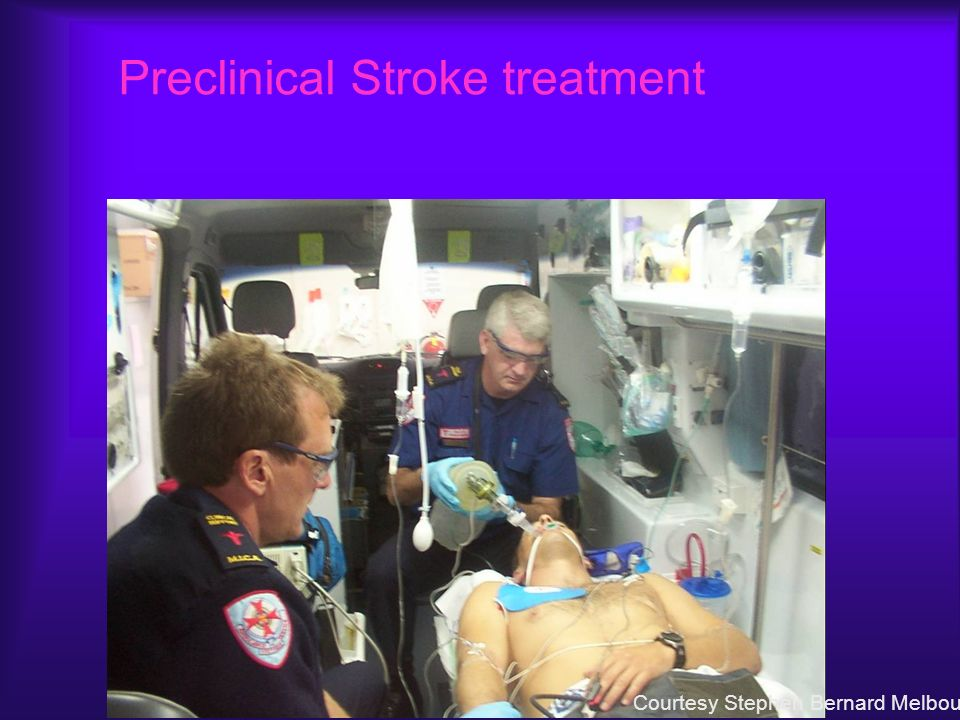 Preclinical Stroke treatment