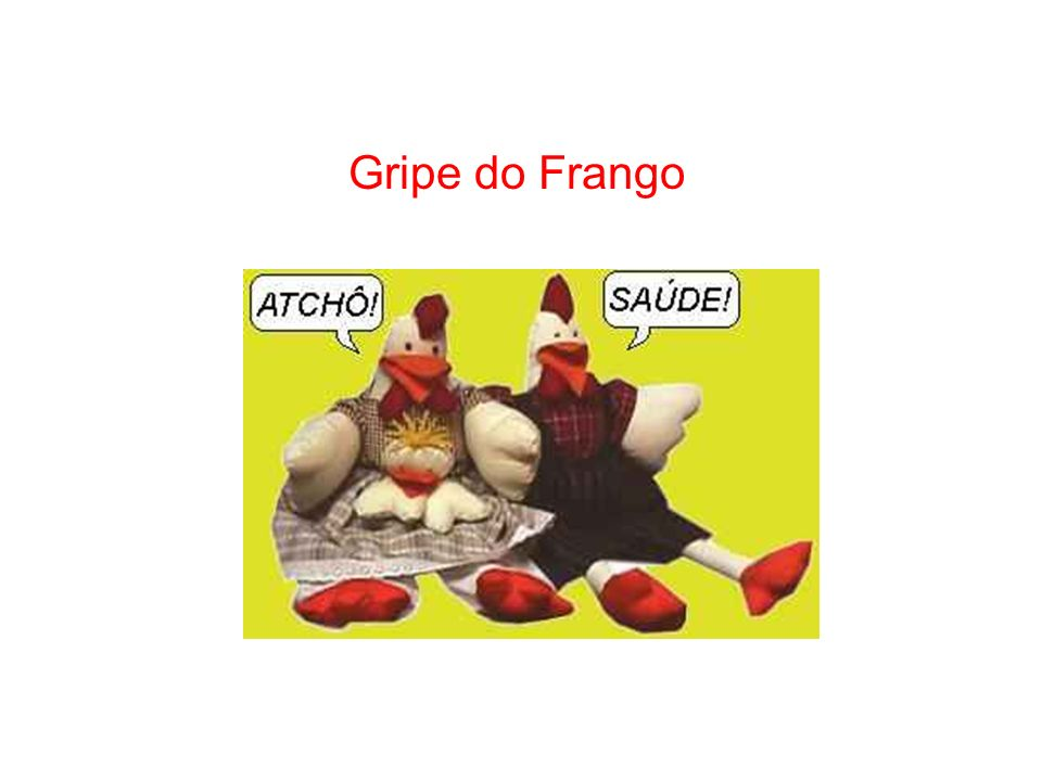 Gripe do Frango