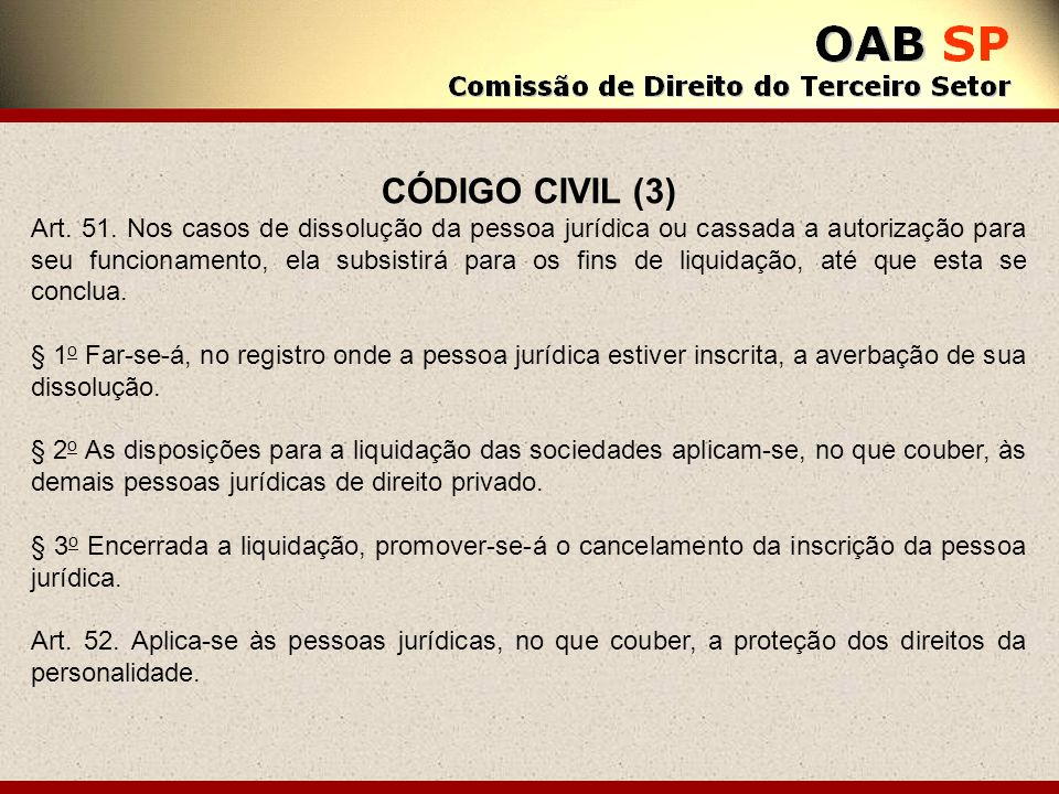 CÓDIGO CIVIL (3)