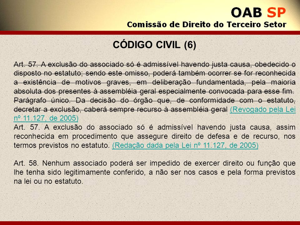 CÓDIGO CIVIL (6)