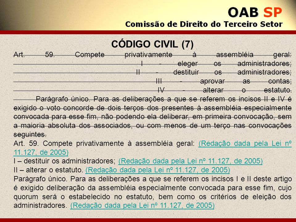 CÓDIGO CIVIL (7)