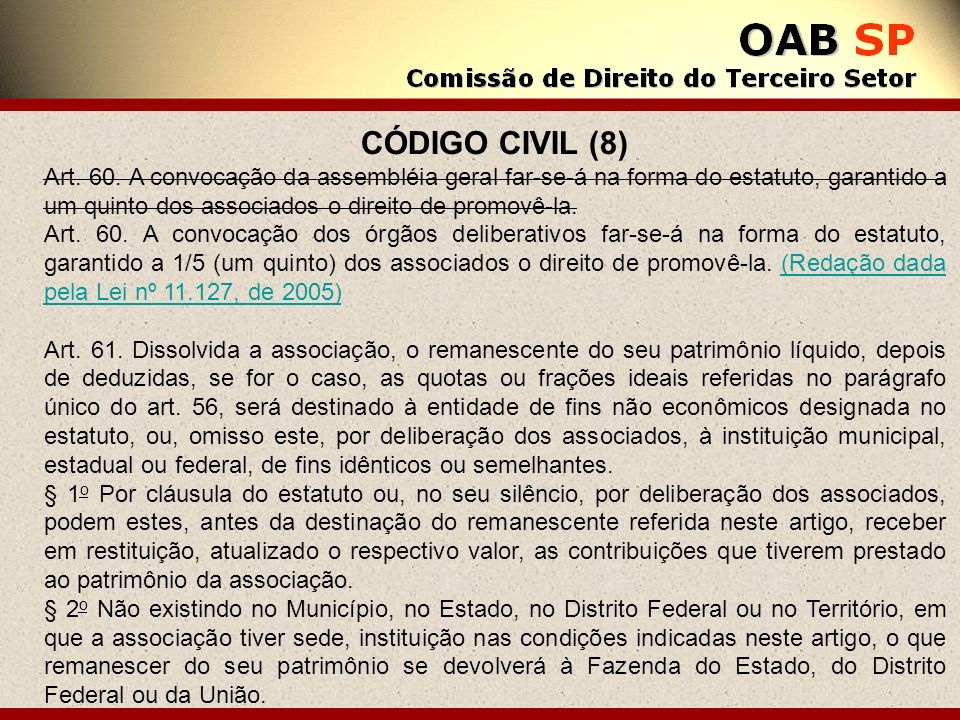 CÓDIGO CIVIL (8)