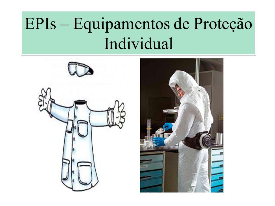Proteção, Vidrarias, Materiais e Cuidados básicos para laboratório ... dd31c99c84