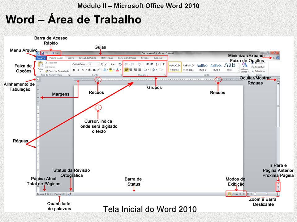 Informtica para concursos ppt video online carregar mdulo ii microsoft office word 2010 ccuart Choice Image