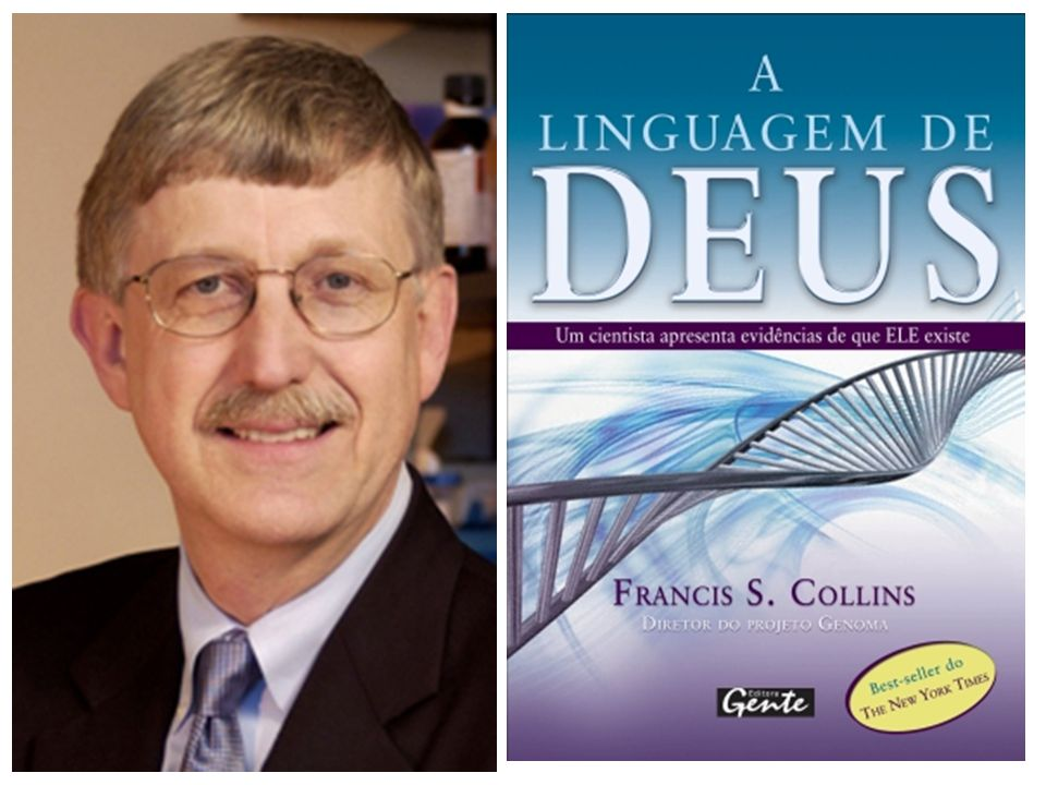 1 exemplo: Francis Collins