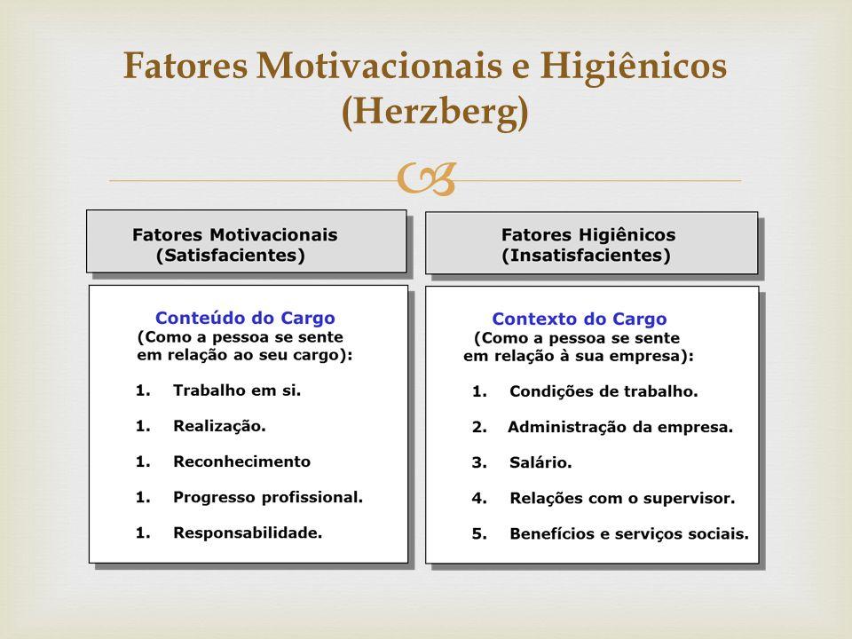 Teoria Dos Dois Fatores De Herzberg Ppt Carregar