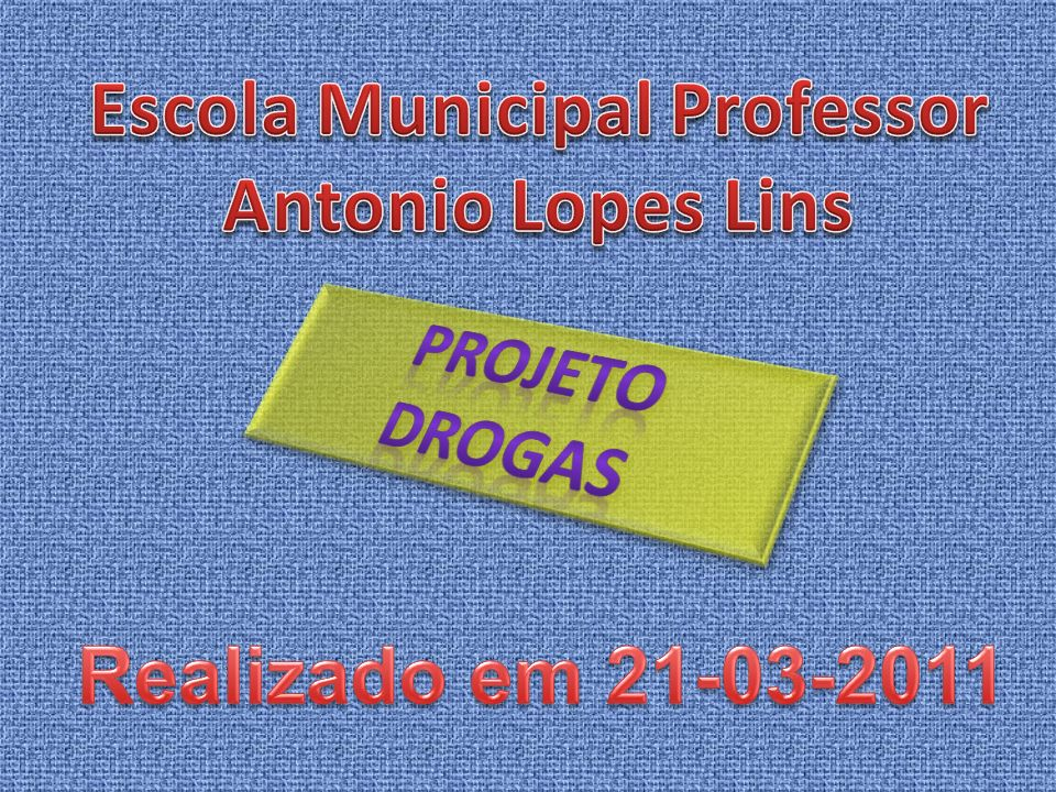 Escola Municipal Professor Antonio Lopes Lins
