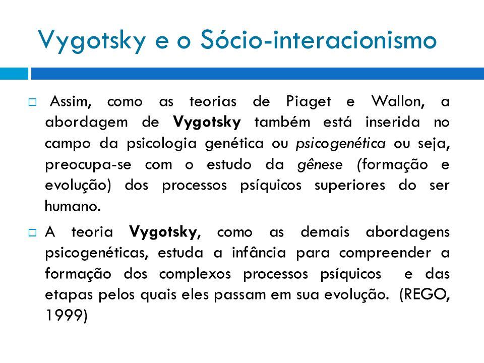 066e852040b Vygotsky e o Sócio-interacionismo - ppt video online carregar
