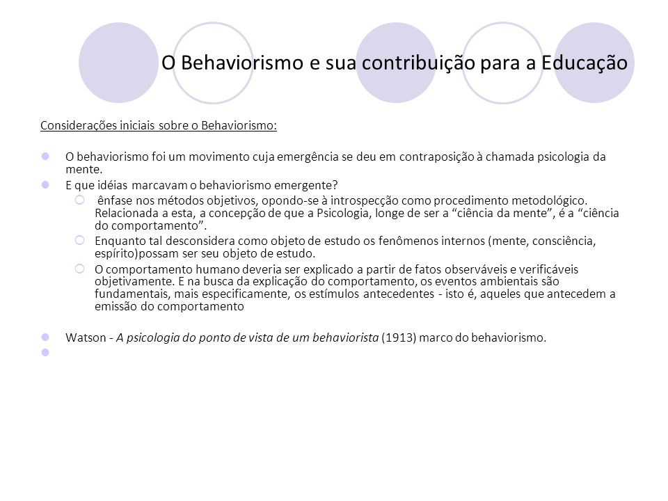 Sobre O Behaviorismo Skinner Pdf