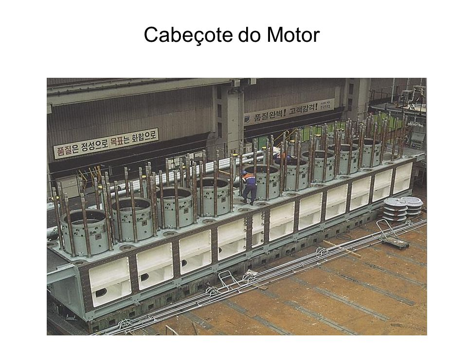 Cabeçote do Motor