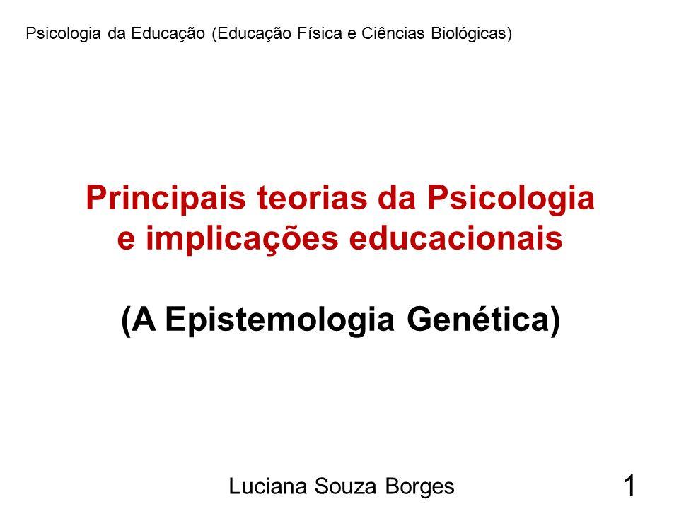 fd314c56932 Psicologia da Educação (Educação Física e Ciências Biológicas) - ppt ...