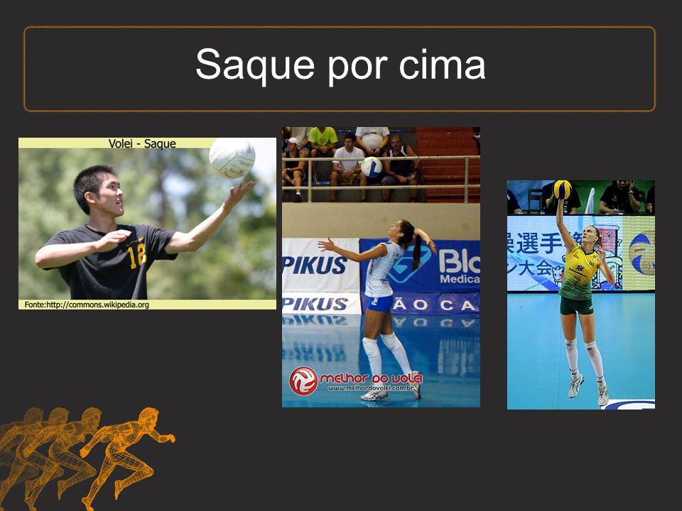 bb83fa4c4480f Fundamentos do Voleibol - ppt carregar